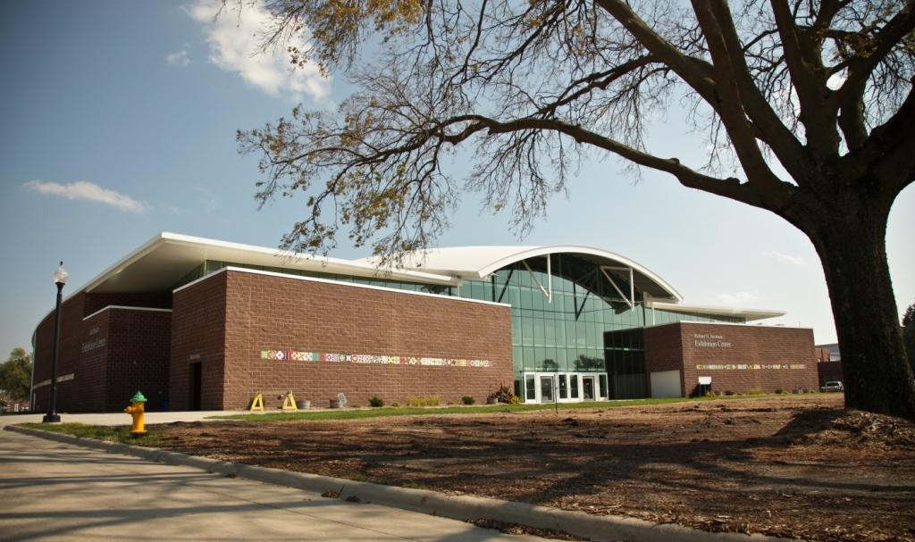 Richard O Jacobson Exhibition Center Iowa State Fair
