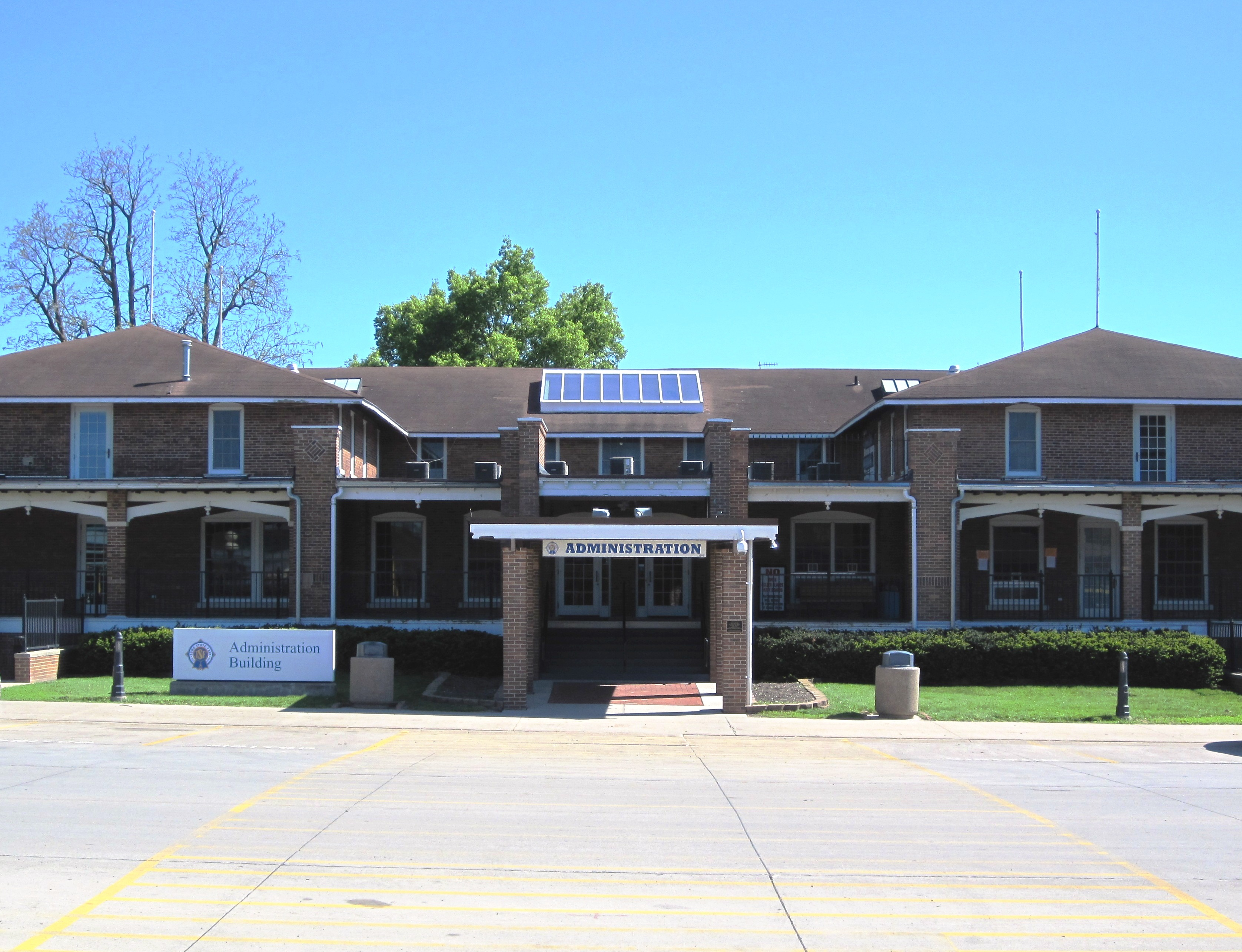 administration building